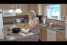 Bison Cooking Videos / Video Instructions for Cooking Bison Meat -- some of our favorite and unique bison recipes!