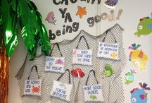 Classroom Rules Displays