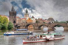 Czech monuments and landscape