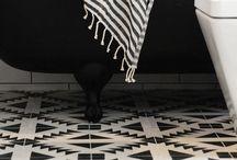 Interiors - Tile,  Tile & More Tile