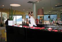 Hochzeit - Weddings / Ristorante al Pontile - Hotel Europa ..das beste Lage fuer Ihre Hochzeit am Malcesine Strand.. the best location for your wedding on Malcesine beach