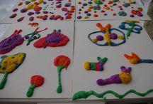 Homemade Art Recipes / Easy DIY recipes for common art supplies! Get crafty!