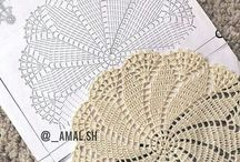 Carpetas crochet