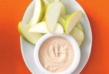 Healthy Snack Ideas / by Kristin Garrett