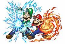 Mario/Luigi