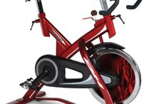 INDOOR CYCLING / Indoor cycling bikes that are available at Spartan Fitness.  www.spartanfitness.ca