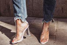 Průhledné boty