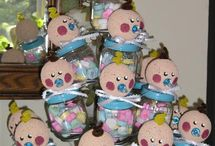 Baby shower stuff / by Chrystal Wade-Johnson