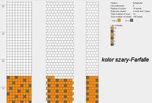 Bead crochet patterns 9-11