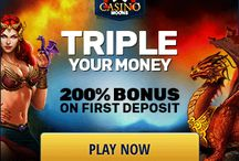 Play Online Casino Games / Dharamraz to play online casino games and enjoy free bonus, lottery tickets, coins and many more only at one of the best affiliate gaming network. Dharamraz promise you to provide various games of big brands like Leo Vegas, Power Ball, Spella Lotto, Foxy Casino etc. Click Here :- http://www.dharamraz.com/play-online-casino.html