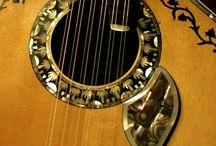 Guitarra portuguesa / Music