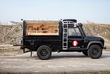 Safari Food Trucks