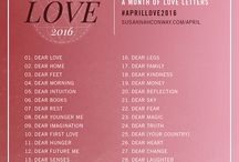 #AprilLoveLetters2016 / https://trishatrixie.wordpress.com/blog