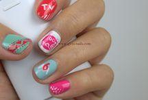 Participation à 100% Mag de M6 / 100% Mag de M6 N°-903  Girls Nails Bar a participé à L'émission 100% Mag de M6 du 2 avril 2014!  Tendance : Nail Art, faites-vous des ongles de star !