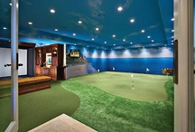 Golf Rooms / by FreeBirdee