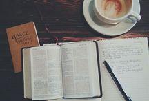 bibel, coffee