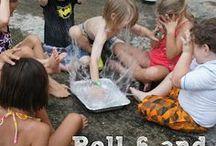 Toddler Games & Activities