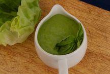 Recipes: Salads & Salad Dressings
