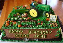 Tractor/Farm Birthday