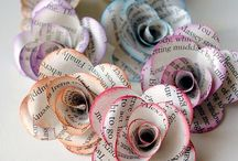 Book page and sheet music / by Donna Orton