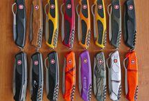 Canivetes e SAK (Victorinox e Wenger) Detalhismo