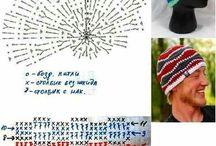 Crochet...cappelli