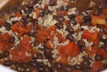 Rice and Bean Dishes