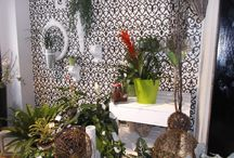 La Boutique / Our Shop / Notre boutique en images / Our flower shop in images