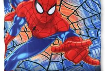 Koce i ręczniki Spiderman / http://onlinehurt.pl/?do_search=true&search_query=Spiderman