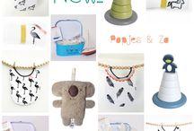 Popjes & Zo / Hip kinderspul en kekke kraamcadeautjes!