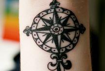Wrist and Arm Tattoos