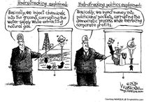 Fossil Fuel Cartoons