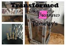 Transformed Treasures Tuesdays