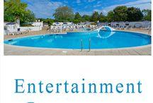 Entertainment at the Hotel / Victoria Hotel - Entertainment Program