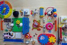 Montessori desky