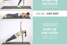 Tone Up, Get Strong / Build and tone your body.