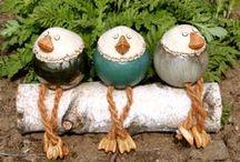 Garden keramik (Kerti kerámiák)