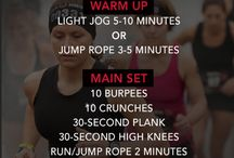 Workouts / by Amy