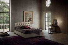 Olasz kárpitos klasszikus ágyak