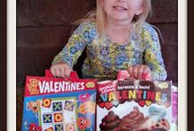 Valentine's Day / Valentine's Day kids activities, food, and decor!!