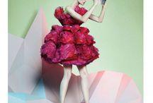 Fashion Campaigns & Editorials