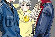 Prussia ;)