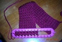 Crafts-Loom Knitting / by Vicki Singleton