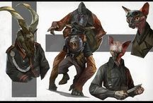 concept art _ other characters