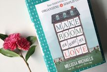 Make Room for What You Love / Make Room for What You Love is an inspiring guide to inviting in to your home what really matters as you learn to declutter with confidence the things that hold you back. This book offers motivating home habits to adopt and practical tips for simplifying your home so it will serve your family well and inspire you to achieve your dreams! Order at makeroomforwhatyoulove.com