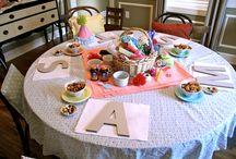 Kids' Parties / by April Gott