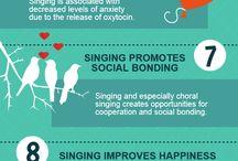Health / Benefits of Singing
