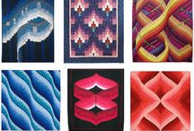 Bargello / Patchwork