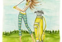 GOLF. IMAGES