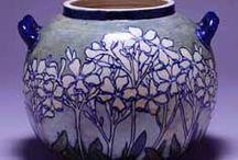 Ceramics:  Newcomb